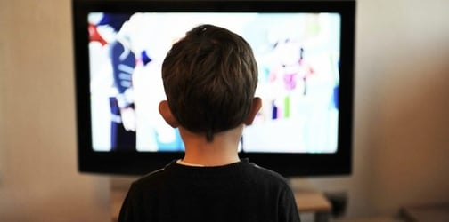 Is your toddler addicted to television? Try this clever mum hack!