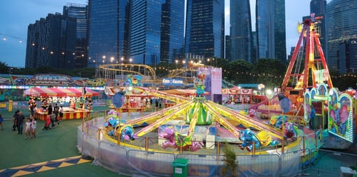 Take your kids to the carnival! See our virtual tour of this amazing attraction here