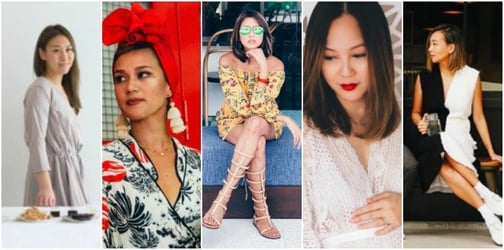 5 Fashionable Singapore Mums With Stunning Style To Emulate!