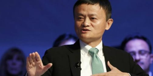 Jack Ma teaches important lessons at the World Economic Forum