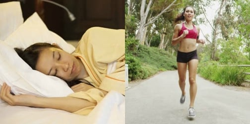 More Sleep or Exercise: Which Is Better for Your Health?