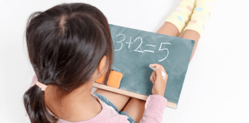 Here's how to make Maths fun for your little one