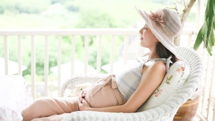 Don't Worry About The Little Things. Here's The One Thing Pregnant Mums Should Focus On
