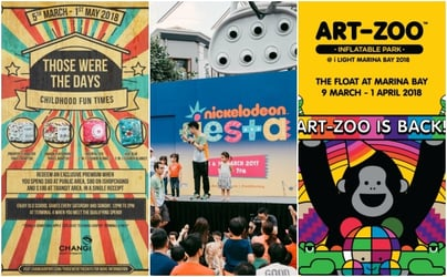March School Holidays 2018: Fun Activities for Kids!