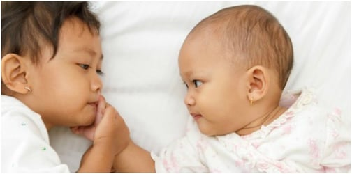 Baby Thoughts: Babies Develop Logic Before They Learn How To Talk