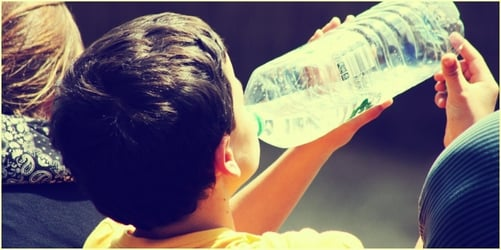 Contamination of bottled water: Study reveals plastic particles