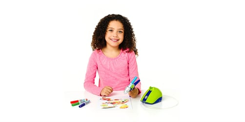 Level up your child's markers to unleash their power to create!