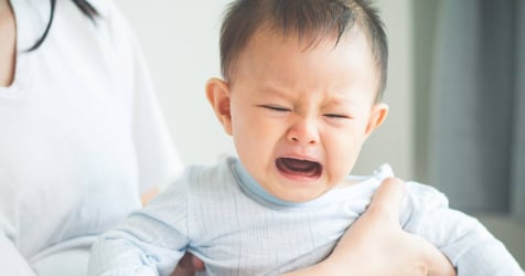Why You Should Definitely Pick Up Your Baby When They Cry