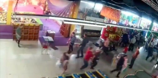 Fire in shopping centre kills 64: How can you keep your family safe in a mall fire?