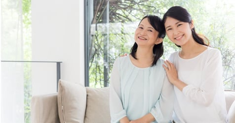 Study: Spending More Time With Your Mother Can Help Her Live Longer