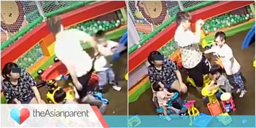 """""""My Son Isn't A Threat To Others"""", Says Father Of Autistic Boy Who Got Kicked And Pushed At Indoor Playground"""
