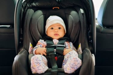 This is the Safest Place Where You Should Put Your Baby's Car Seat!