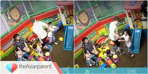 Child Gets Bullied By Dad Of 2 At Indoor Playground In Singapore
