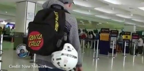 12-year-old boy flies to Bali after stealing mum's credit card!