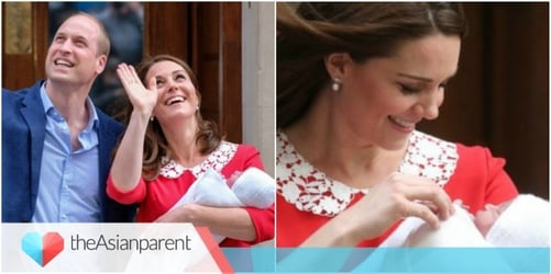 Kate Middleton's Post-Birth Picture Proves That Mums Just Cannot Win