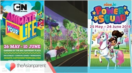 June holidays 2018 in Singapore: Fun things to do for families!