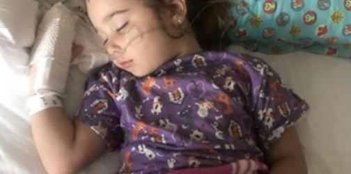Mum Warns About Dry Drowning Dangers After Her Daughter Almost Dies