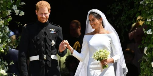 18 unforgettable heartwarming moments from the Royal Wedding