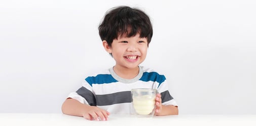 Has your toddler turned one? It's time to switch to cow's milk