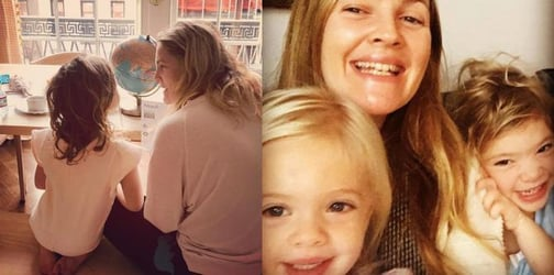 Drew Barrymore uses this toy to stop toddler tantrums!
