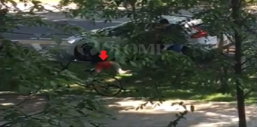 Man drags child from car and pushes him to the ground at Sengkang East Way