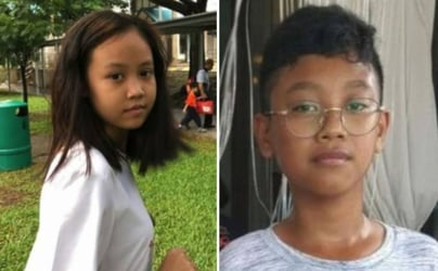 UPDATED: Appeal to find missing children in Singapore