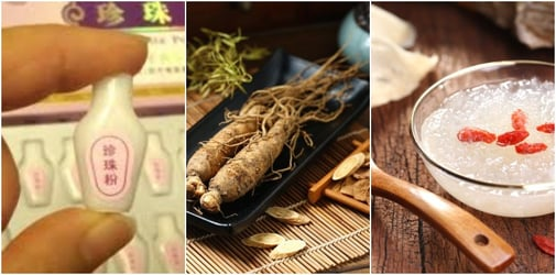 Are Pearl Powder, Ginseng and Bird's Nest Safe for Your Baby?