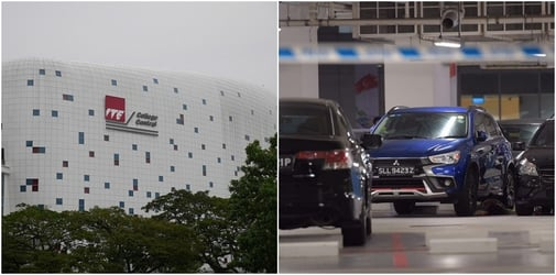 Singapore woman allegedly stabbed to death by ex-husband at ITE College Central