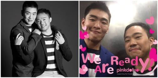Lee Kuan Yew's grandson comes out as gay. Here's why it shouldn't matter