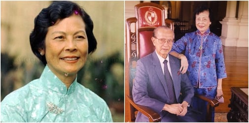 'An unsung heroine in Singapore's history': Mrs Wee Kim Wee, late President's wife, dies at 102