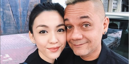 Singapore celebrities Jayne Tham and Vernon A are expecting a baby!