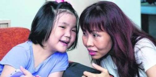 This Little Singapore Girl's Stomach Ache Turned Out to Be Ovarian Cancer