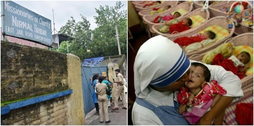Mother Teresa charity nun and worker accused in baby selling scandal