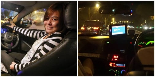 Hardworking Single Mum in Singapore Drives Taxi Daily From 5 Pm to 5 Am to Provide for Her Little Son