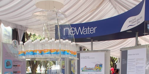 Quench Your Thirst at NEWater Visitor Centre