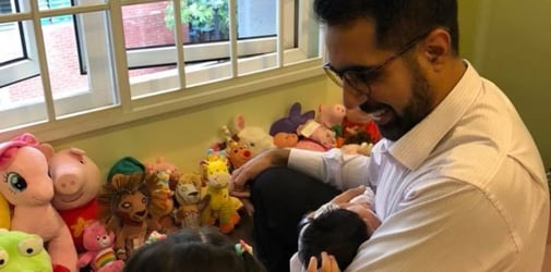 Workers' Party Chief Pritam Singh becomes dad for the second time
