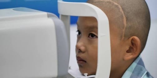 11-year-old Boy Goes Blind Blind Due to Vitamin A Deficiency