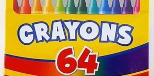 Asbestos found in popular crayon brand, parents urged to be cautious