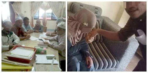 11-year-old child bride in Malaysia returns to Thailand for counselling