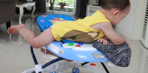 No Right Time For Baby Walker: Paediatricians Call For Ban