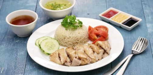 A delicious chicken rice recipe for any day of the week