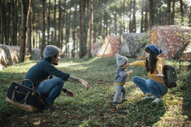 5 fabulous baby-friendly destinations for you to explore