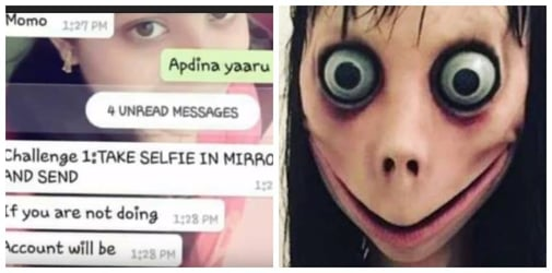 Momo Suicide challenge led to deaths of two children