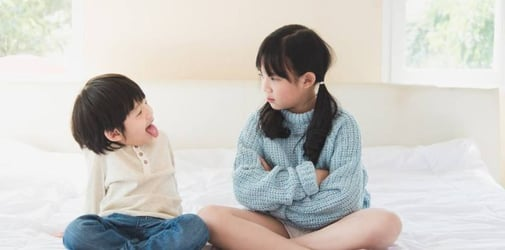 Study: Challenges Of Raising 'The Second Child' Especially If Its A Boy