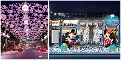 Orchard Road Christmas Light Up 2018 to go magical with Disney and Pixar characters!