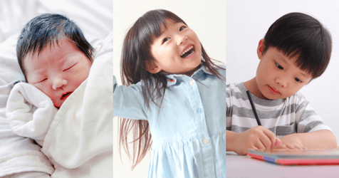 The Ultimate Guide To Your Child's Development: From Birth To Six Years