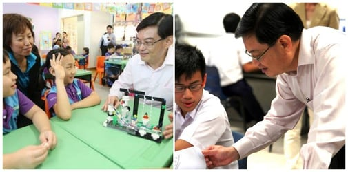 8 Valuable Insights to Heng Swee Keat's Parenting Beliefs