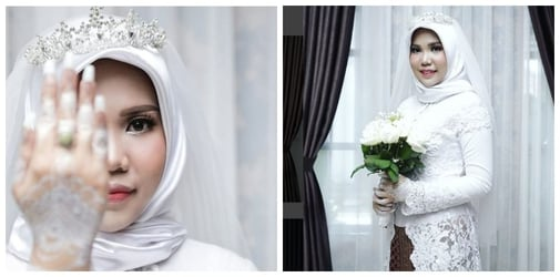 Fiancée of Lion Air crash victim holds wedding as planned