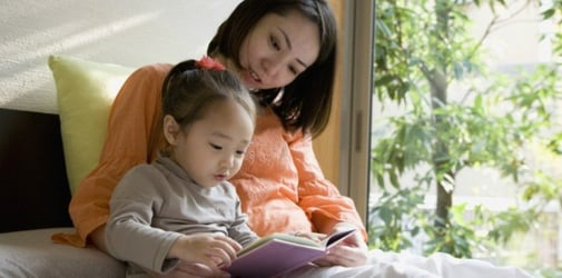 Why Kids Want You to Read the Same Story Over and Over Again