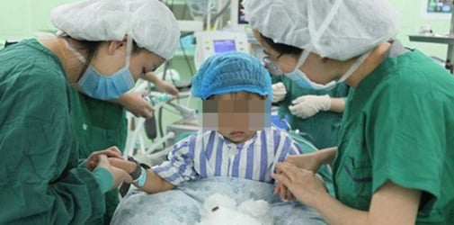 This Three-Year-Old is Probably the Youngest Breast Cancer Survivor in Asia